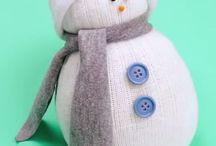 voici un bonhomme de neige que j'ai réussi à faire grace a vos tuto merci