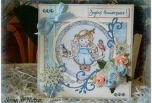 """Tutoriel Carte Pop'up """"Bouquet de fleurs"""""""