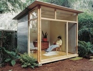 TINY LIVING / Small homes to accommodate individuals.