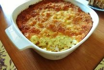 Casseroles & Vegetables / Casserole recipes created by Pantego Plantation.