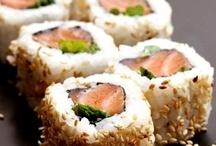 Just Sushi and Sashimi