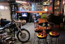 The Ultimate Man Caves