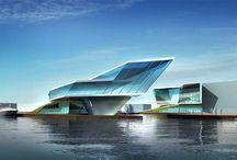 moodboard architectuur