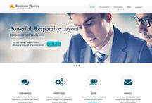 Wordpress themes / Themes we like! BOOM