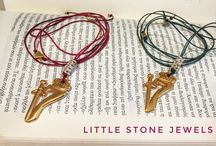 Lucky Christmas Charms By Little Stone Jewels