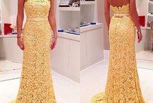 Vestidos Madrinhas / Inspirações em vestidos para madrinhas