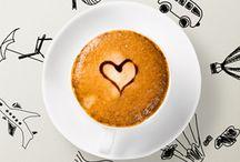 Latte Art / Un dessin dans votre café :-)