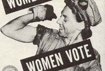 Women Vote / by Rose Lewald