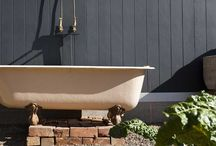 Bathtubs With Views / Extravagant baths to sink into and soak up the stunning views.