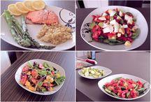 Buena Salud / Llevar una vida saludable, con una dieta equilibrada y ejercicio físico