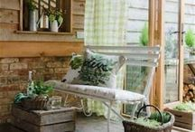 Front porch / by Lou Townes