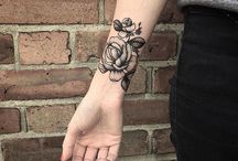 Tattoos / This is pretty much the tattoos that I value with all my heart.