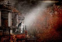 Fallenangel / Photos réalisées à Londres sur le thème de l'ange déchu.   Pictures made in London : Fallen Angel