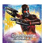 Guardians Of The Galaxy party Supplies / A range of printed Guardians Of The Galaxy Tableware which includes napkins, plates, table cover, cups, cutlery in a variety of designs. This range is great for Boys party and great to create the perfect themed party.