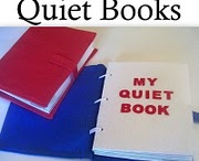 quiet book ideas / by Leilani Wilson