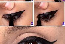 #Eyebrow#Eyeliner