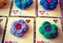 Crochet ~ Hair Stuff / by Eve Slacum-Myers