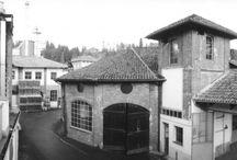 Il Birrificio Menabrea di Biella / bellissimo esempio di archeologia industriale ancora attivo