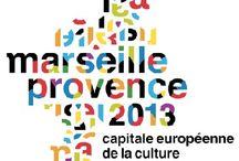 Affiche Marseille Provence 2013
