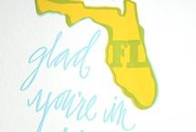 Florida...where I call home