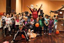 TEATR INACZEJ - HALLOWEEN W MUZYCZNYM / 30 października bawiliśmy się z najmłodszymi widzami.