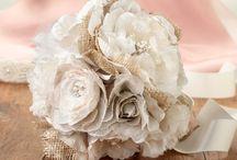 Artifical Bouquets / Flowers / Boutoniere / http://www.weddingfaire.com.au/artifical-bouquets-and-buttonholes/