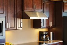 Cherry Mahogany Kitchen Cabinets / Beautiful Dark Cherry Wood (Leo Saddle) Kitchen Cabinets by Everyday Cabinets