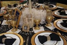 Decoration table