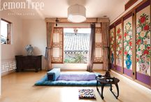 Korea traditional room