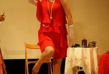 "Lena Hernandez Jazz / Dances and ""Jazz – the 20-ies, 30-ies, 40-ies"""
