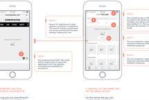 UX, user flow, wireframes