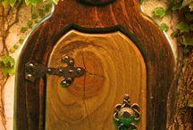 Fairy doors / by Lori Fielding