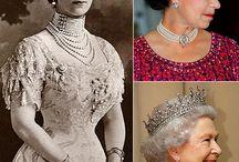 Királyok Királynők Hercegek Hercegnők / Royal persons