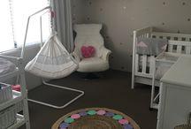 Princess B's Nursery / My baby girls nursery all ready pending her arrival