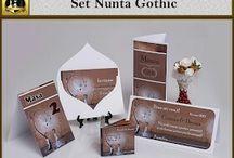 Set nunta Gothic