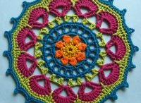 Crochet: doilies and mandalas