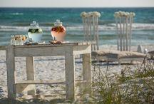 PJ West Events True Creations ~ Rosemary Beach Romance / PJ West Events real life wedding!