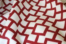 Fabric / by Rebecca Pope