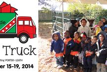 Toy Truck / December 14-18 filled with lots of new, unwrapped presents for children served by Porter-Leath.