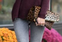What to wear in F/W / Casual outfits