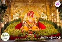 Shahale Mahotsav Dagdusheth Ganpati / Dagdusheth Ganpati celebrates Shahale Mahotsav on the occasion of Vaishakh Purnima.