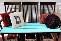 DIY Repurposed Furniture Inspiration