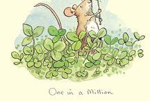 two bad mice cards / Nice Mice