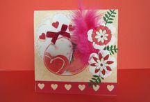 Cartes pour filles faites par moi / cartes pour petites filles
