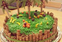 Gâteau rigolos