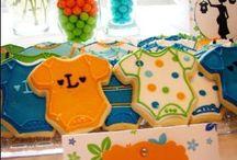 Keagan's Baby Shower Ideas