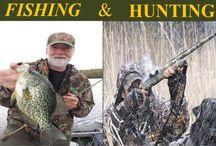 Fishing & Hunting / Fishing & Hunting Ideas!! / by Johannes van Dijk