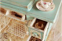 Vintage muebles