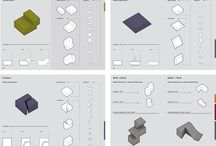 3D Design to 3D Print Inspirations / A collection of books, images, resources, and more to be used to help those looking for ideas to kick off, enrich, or challenge an existing design project.