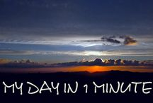 My day in 1 minute -01